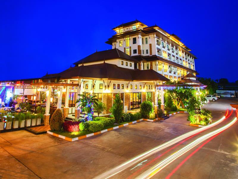 Royal Nakhara Hotel Nongkhai