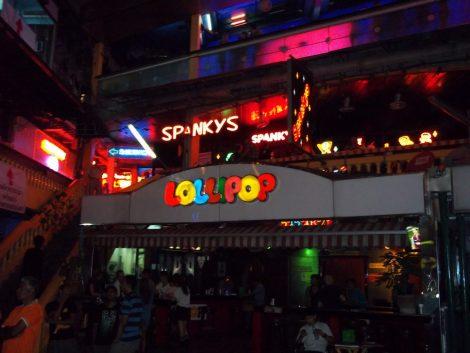 Nana Entertainment Plaza in Bangkok
