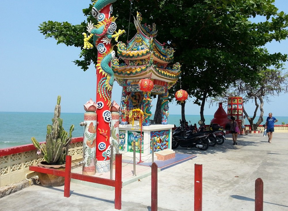 Chinese Temple in Hua Hin