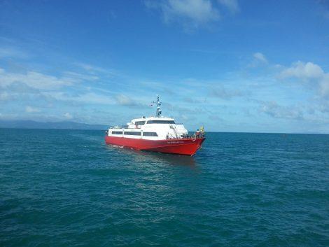 Seatran Discovery Ferry