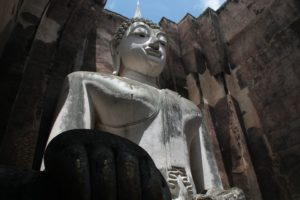 Phitsanulok is near to Sukhothai Historical Park