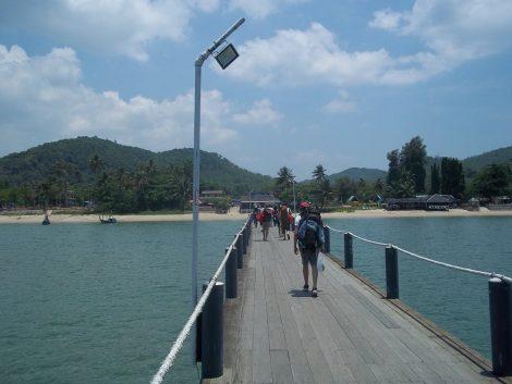 Thung Makham Ferry Pier