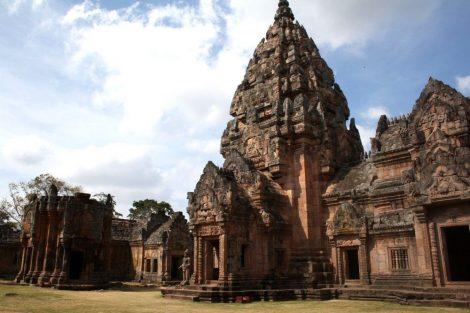 Phanom Rung Historical Park is near Buri Ram