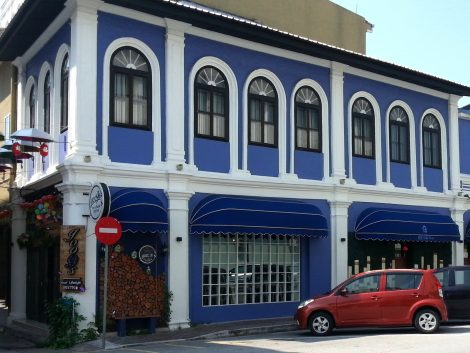 Ipoh Old Town