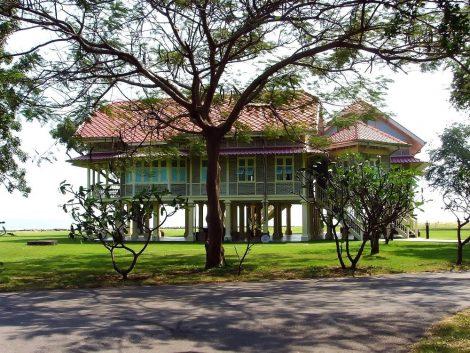 Mrigadayavan Palace near Cha Am