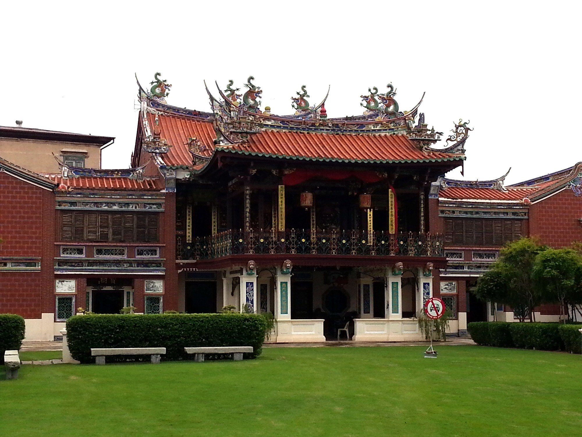 Cheah Kongsi in historic George Town