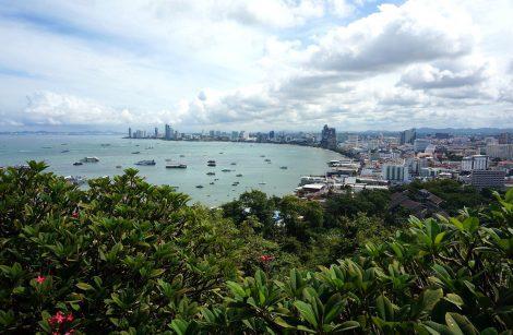 View of Pattaya City