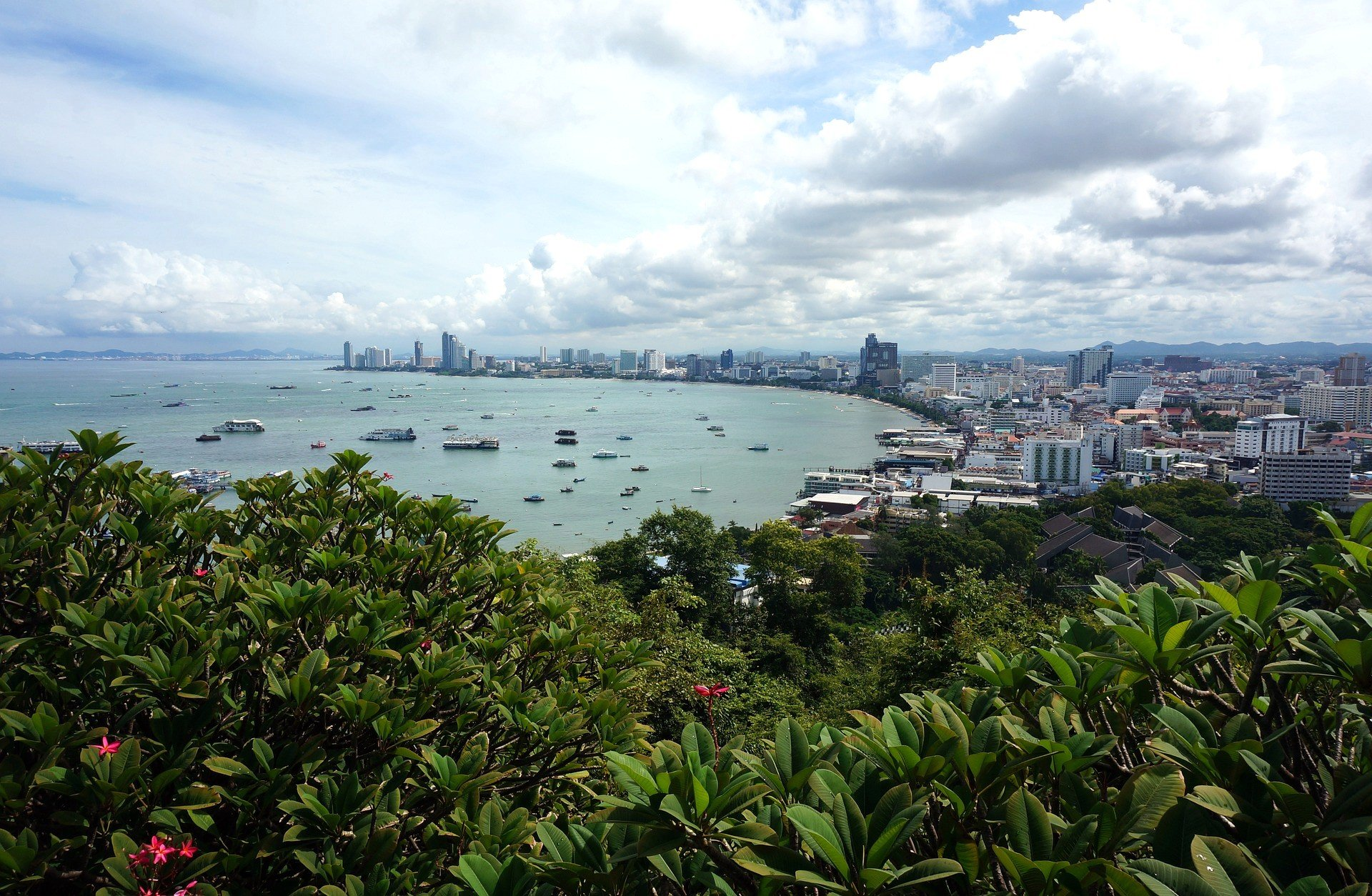 View of Pattaya City