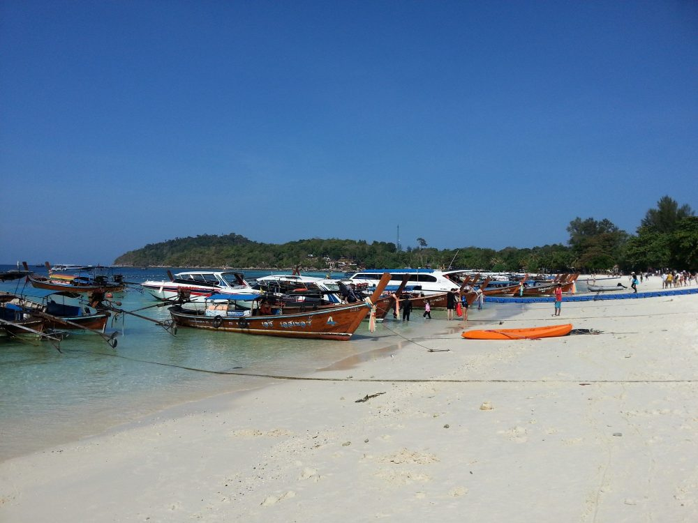 Pattaya Beach in Koh Lipe