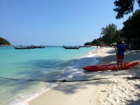 Sunrise Beach in Koh Lipe