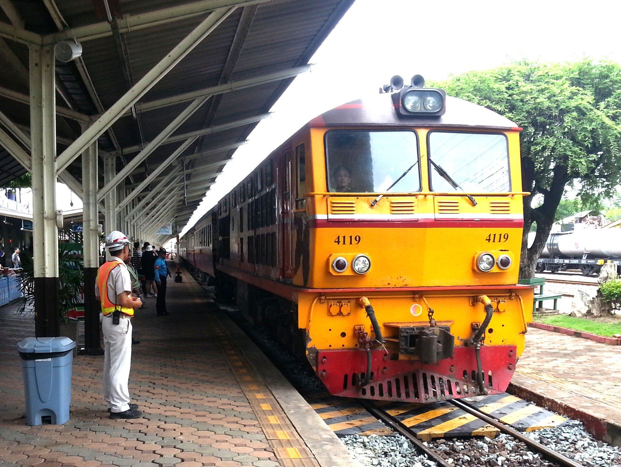 Thailand Train Information