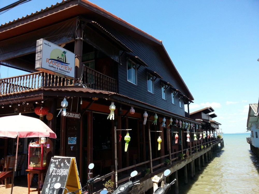 Restaurant in Koh Lanta Old Town