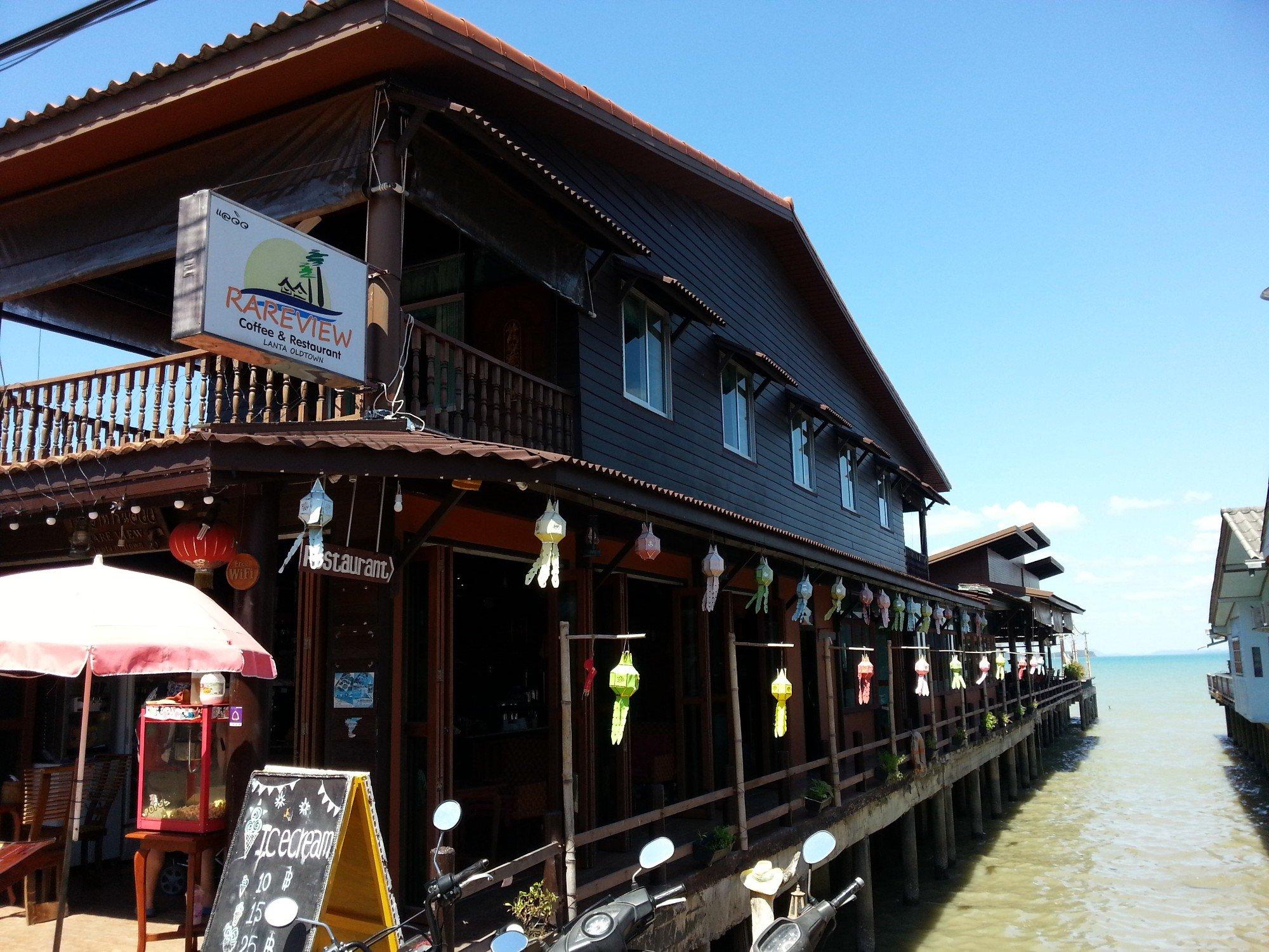 Restaurant in Koh Lanta Old Town