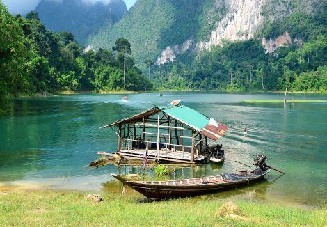 Khao Sok National Park in Surat Thani Province