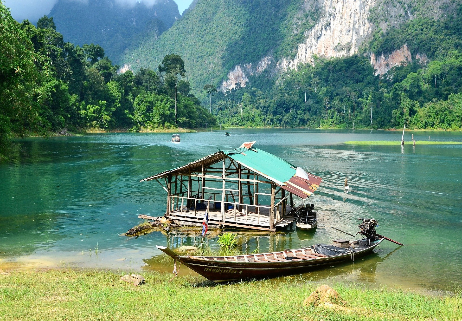 Khao Sok National Park in Surat Thani Province
